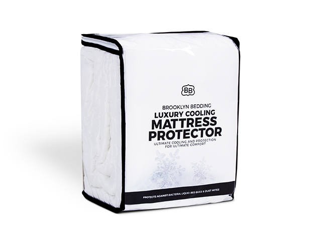 Luxury Cooling Mattress Protector